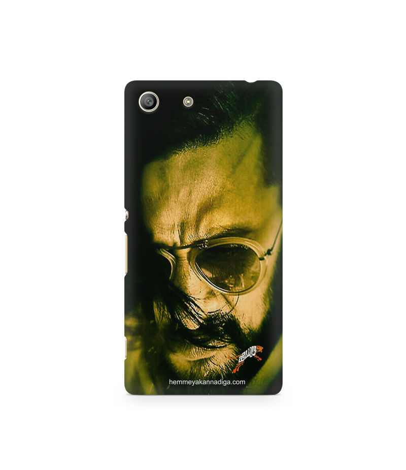 Kichha Sudeep Mobile Back Case Hebbuli 2 Sony Xperia M5
