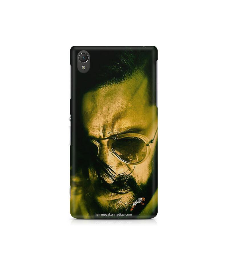Kichha Sudeep Mobile Back Case Hebbuli 2 Sony Xperia Z2 L50W