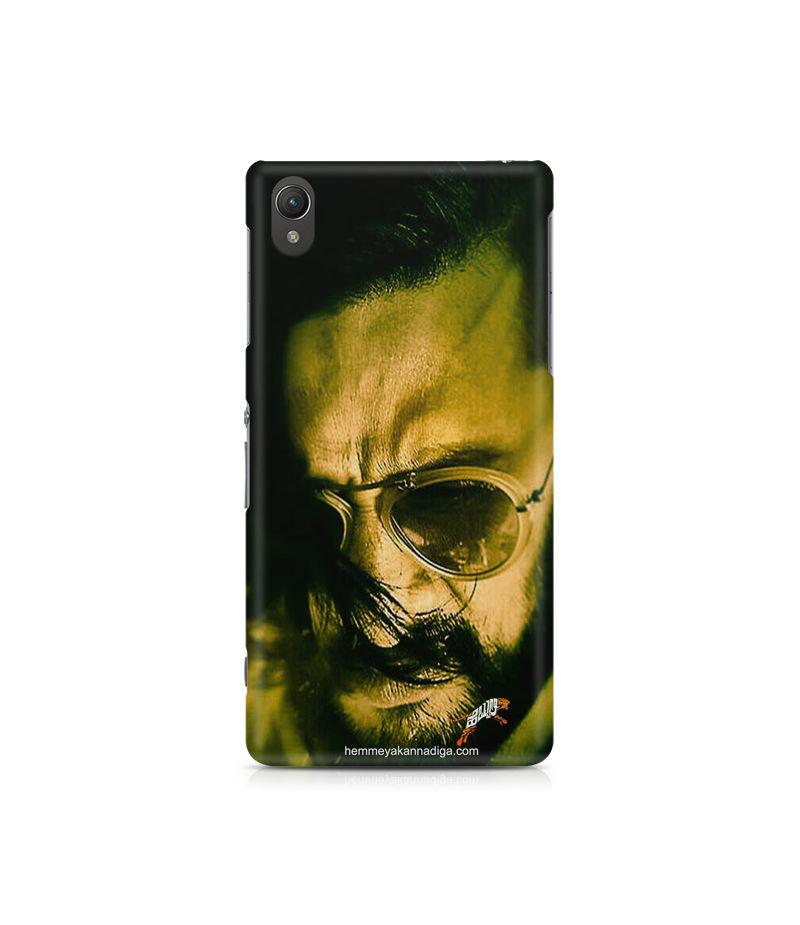 Kichha Sudeep Mobile Back Case Hebbuli 2 Sony Xperia Z5