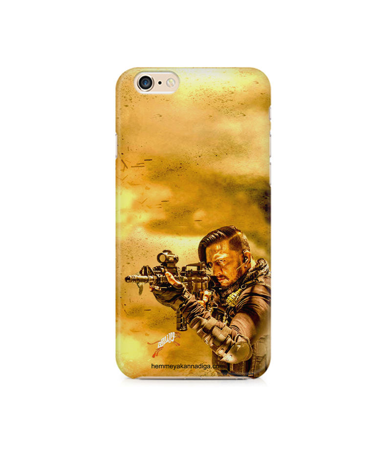Kichha Sudeep Mobile Back Case Hebbuli 3 Apple iPhone 6