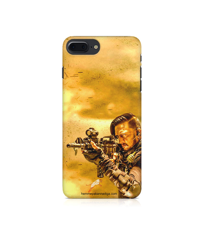 Kichha Sudeep Mobile Back Case Hebbuli 3 Apple iPhone 7 Plus
