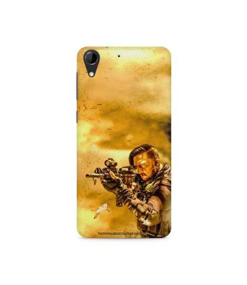 Kichha Sudeep Mobile Back Case Hebbuli 3 HTC Desire 728