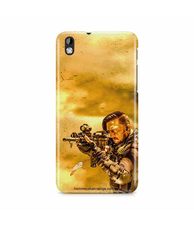 Kichha Sudeep Mobile Back Case Hebbuli 3 HTC Desire 816