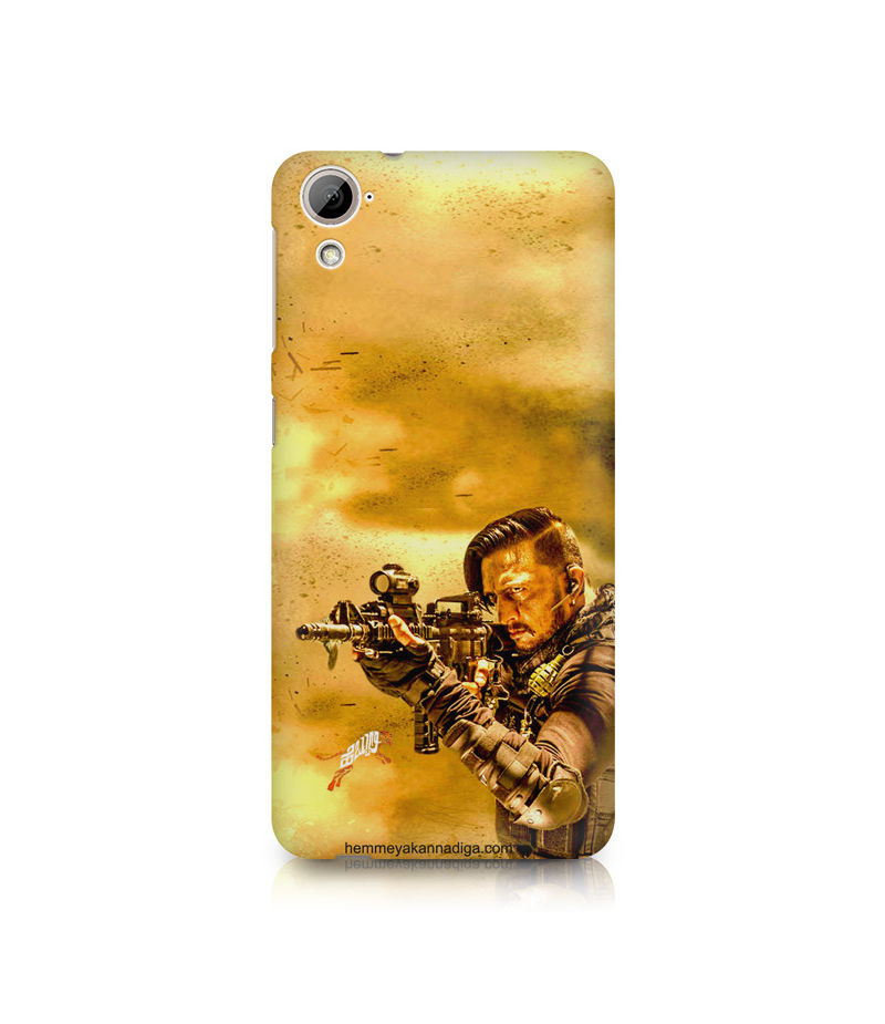 Kichha Sudeep Mobile Back Case Hebbuli 3 HTC Desire 826