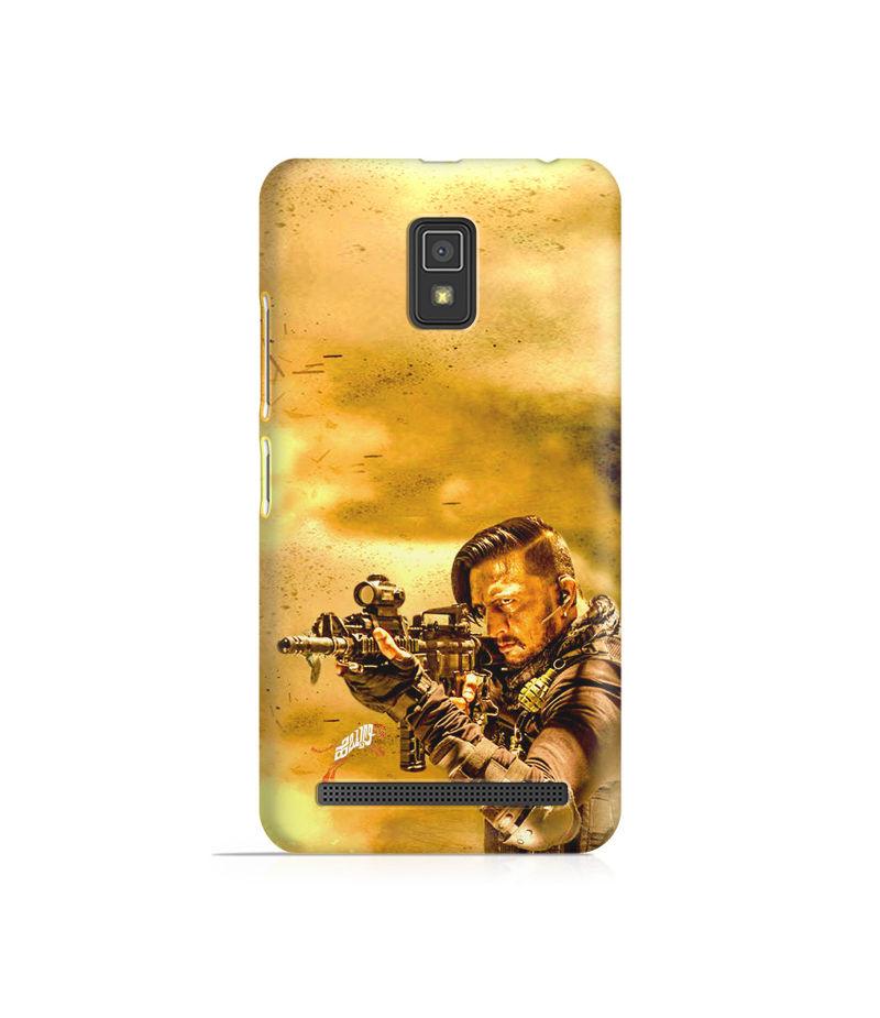 Kichha Sudeep Mobile Back Case Hebbuli 3 Lenovo A6600