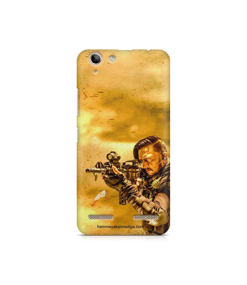 Kichha Sudeep Mobile Back Case Hebbuli 3 Lenovo K5 Plus