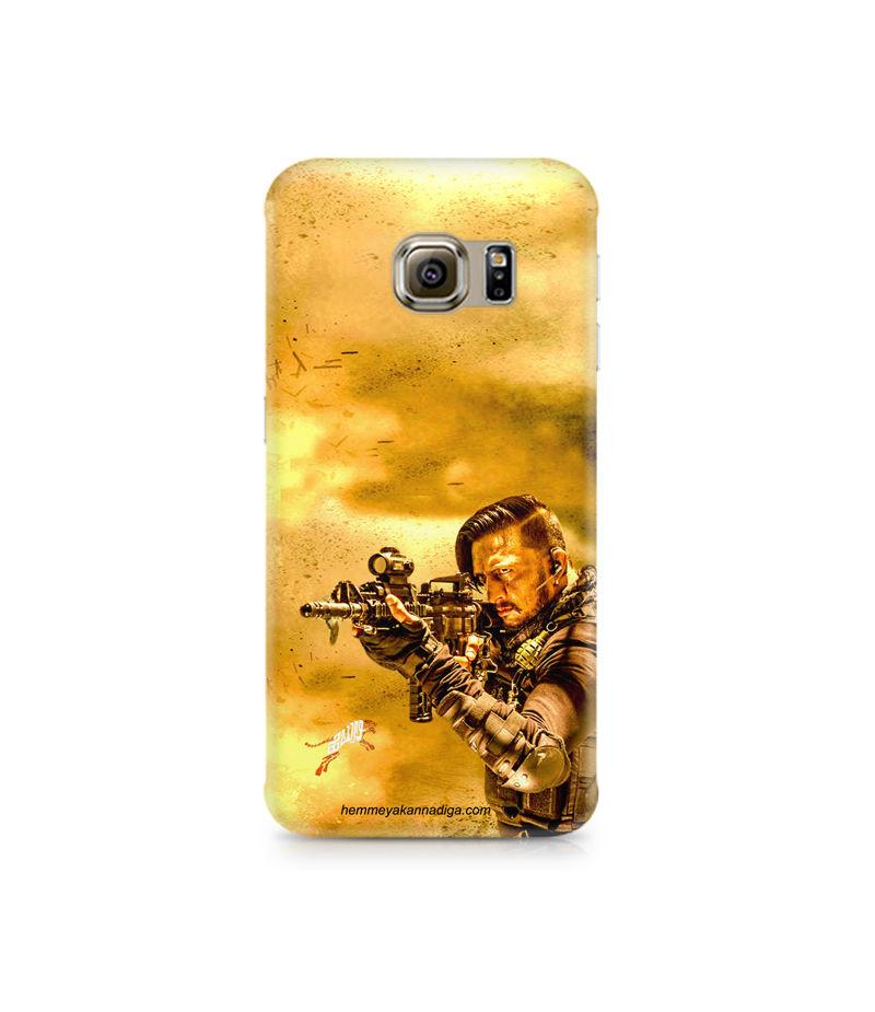 Kichha Sudeep Mobile Back Case Hebbuli 3 Samsung Note 7