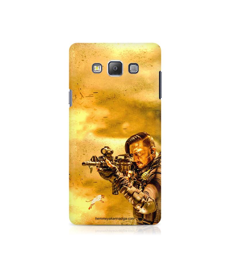 Kichha Sudeep Mobile Back Case Hebbuli 3 Samsung On7