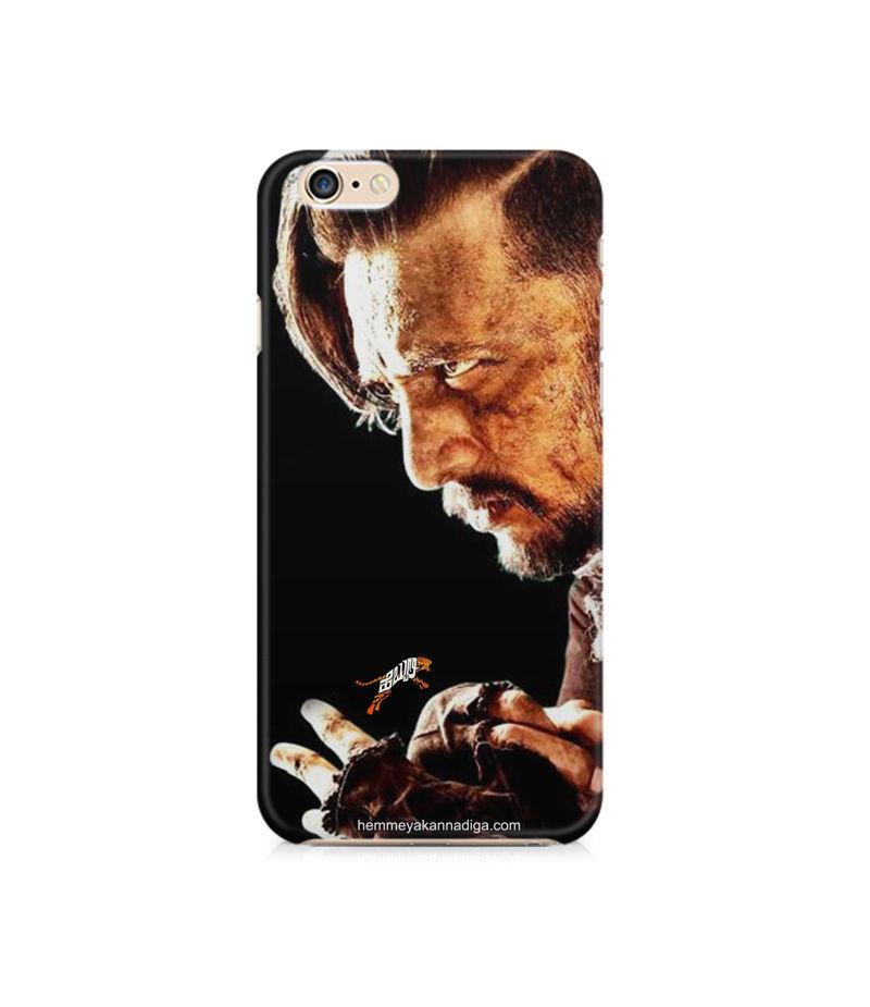 Kichha Sudeep Mobile Back Case Hebbuli 4 Apple iPhone 6 Plus