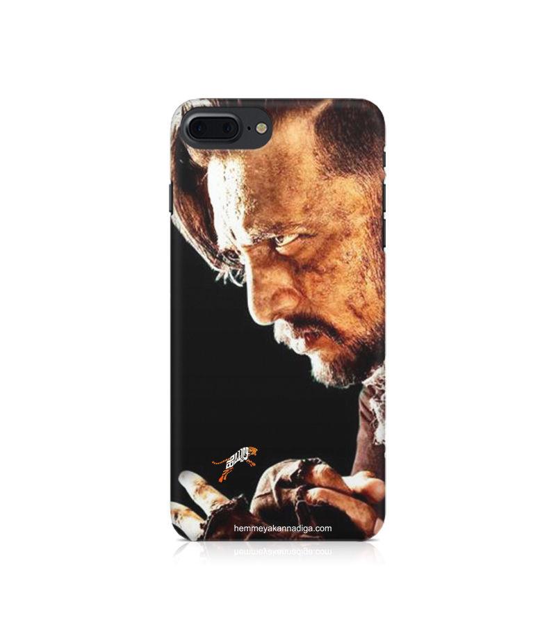 Kichha Sudeep Mobile Back Case Hebbuli 4 Apple iPhone 7 Plus