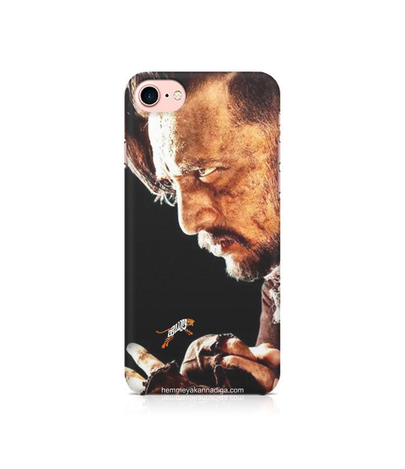 Kichha Sudeep Mobile Back Case Hebbuli 4 Apple iPhone 7
