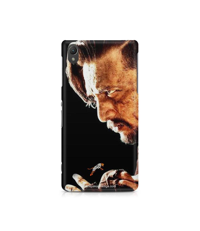 Kichha Sudeep Mobile Back Case Hebbuli 4 Sony Xperia Z2 L50W