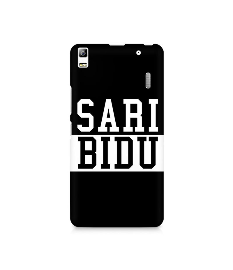 Sari Bidu Premium Printed Case For Lenovo A7000