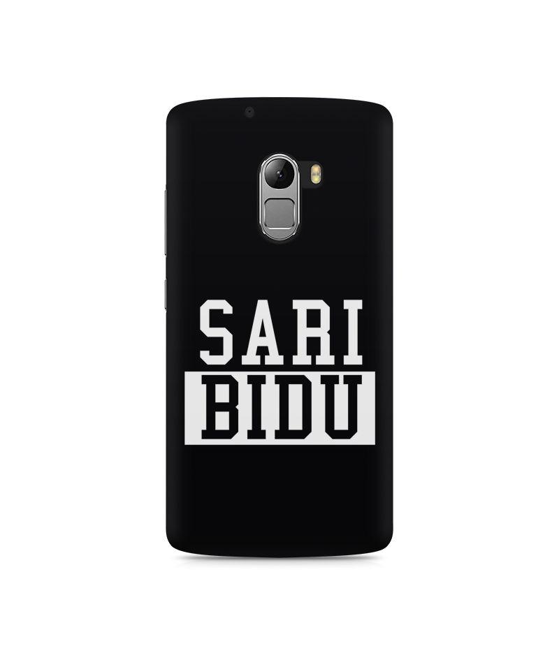 Sari Bidu Premium Printed Case For Lenovo K4 Note