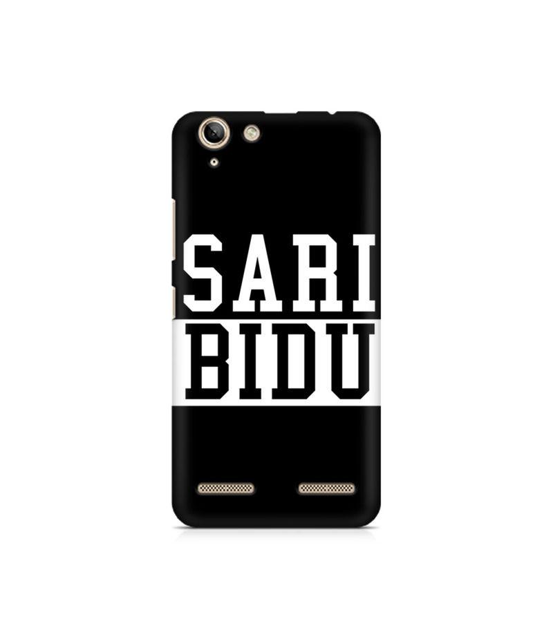 Sari Bidu Premium Printed Case For Lenovo K5 Plus