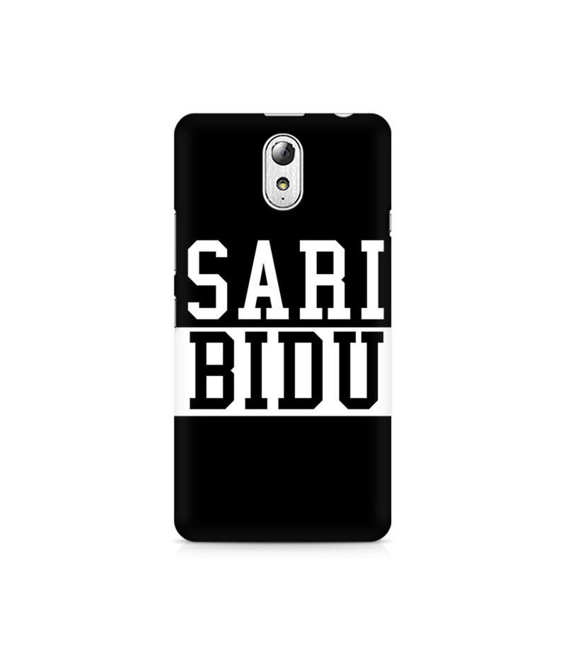 Sari Bidu Premium Printed Case For Lenovo Vibe P1M