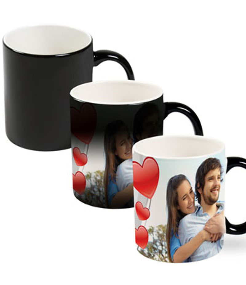 Customized Photo Magic Mug