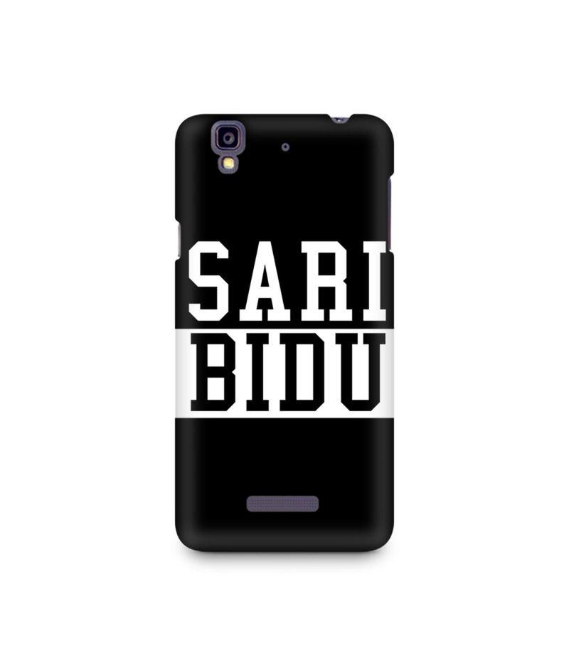 Sari Bidu Premium Printed Case For Micromax Yureka