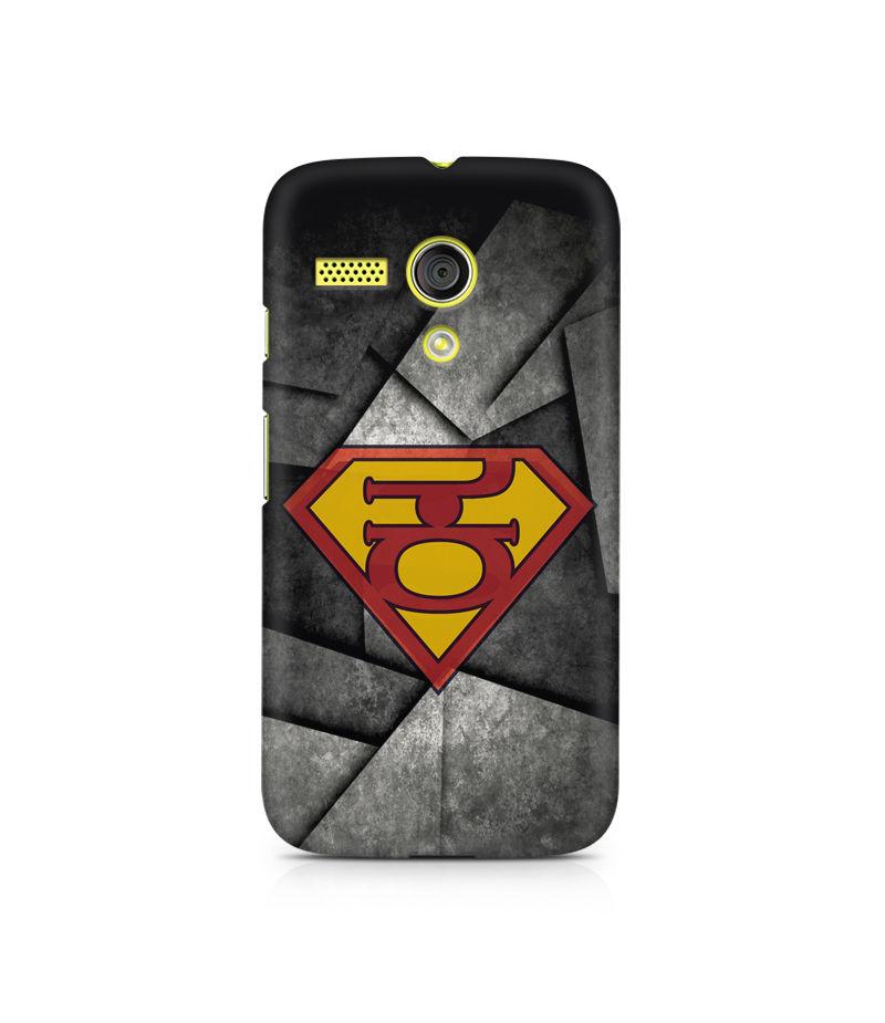 Super Kannadiga Premium Printed Case For Moto G