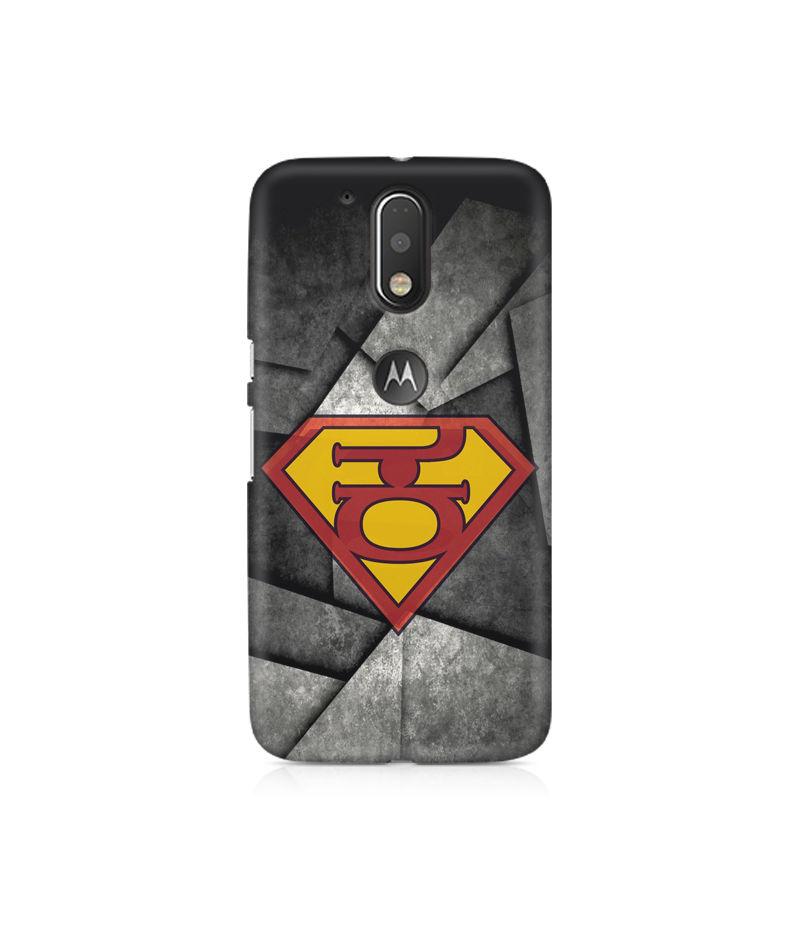 Super Kannadiga Premium Printed Case For Moto G4 Plus