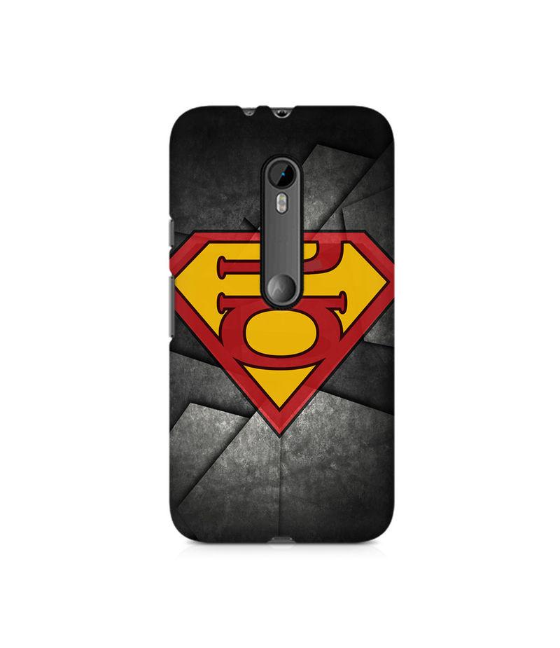 Super Kannadiga Premium Printed Case For Moto X Force