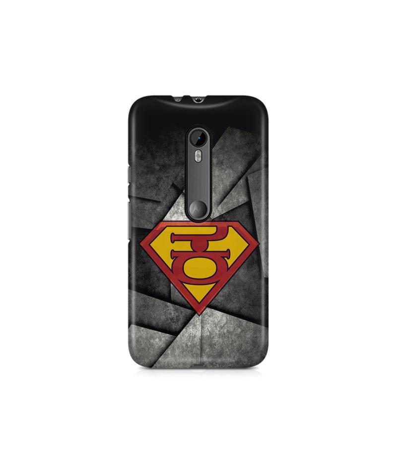 Super Kannadiga Premium Printed Case For Moto X Play