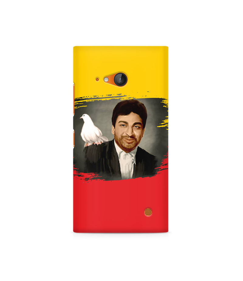 Dr Rajkumar Premium Printed Case For Nokia Lumia 730