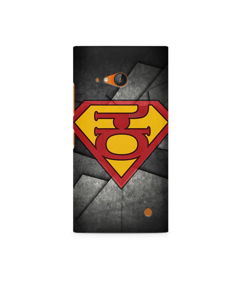 Super Kannadiga Premium Printed Case For Nokia Lumia 730