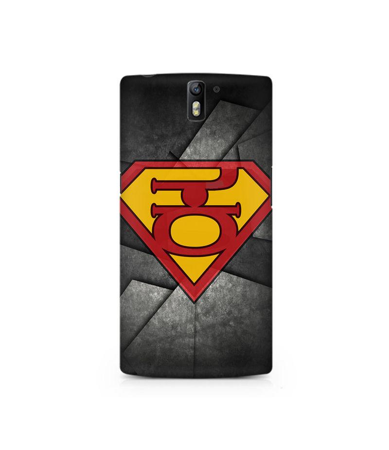 Super Kannadiga Premium Printed Case For OnePlus One