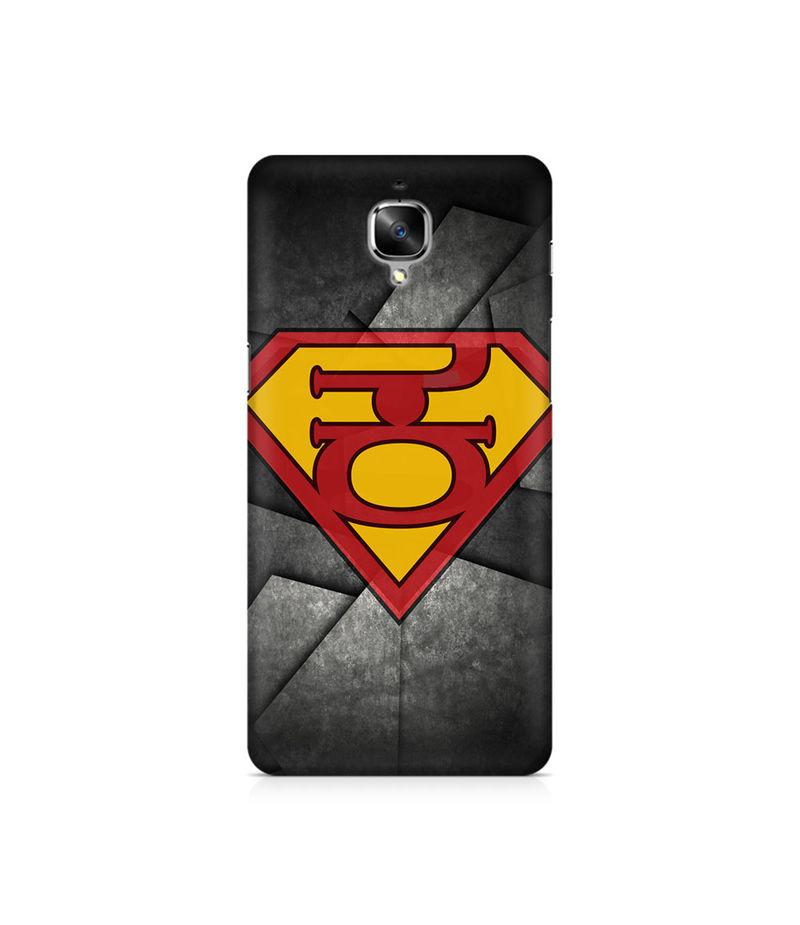 Super Kannadiga Premium Printed Case For OnePlus Three