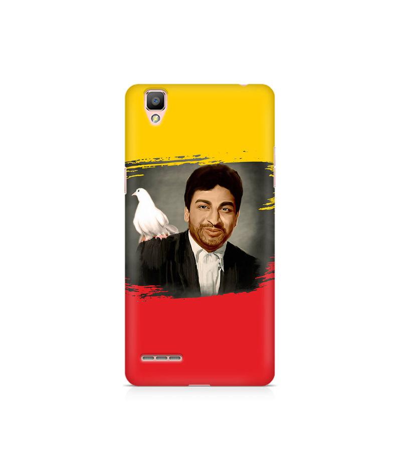 Dr Rajkumar Premium Printed Case For Oppo F1