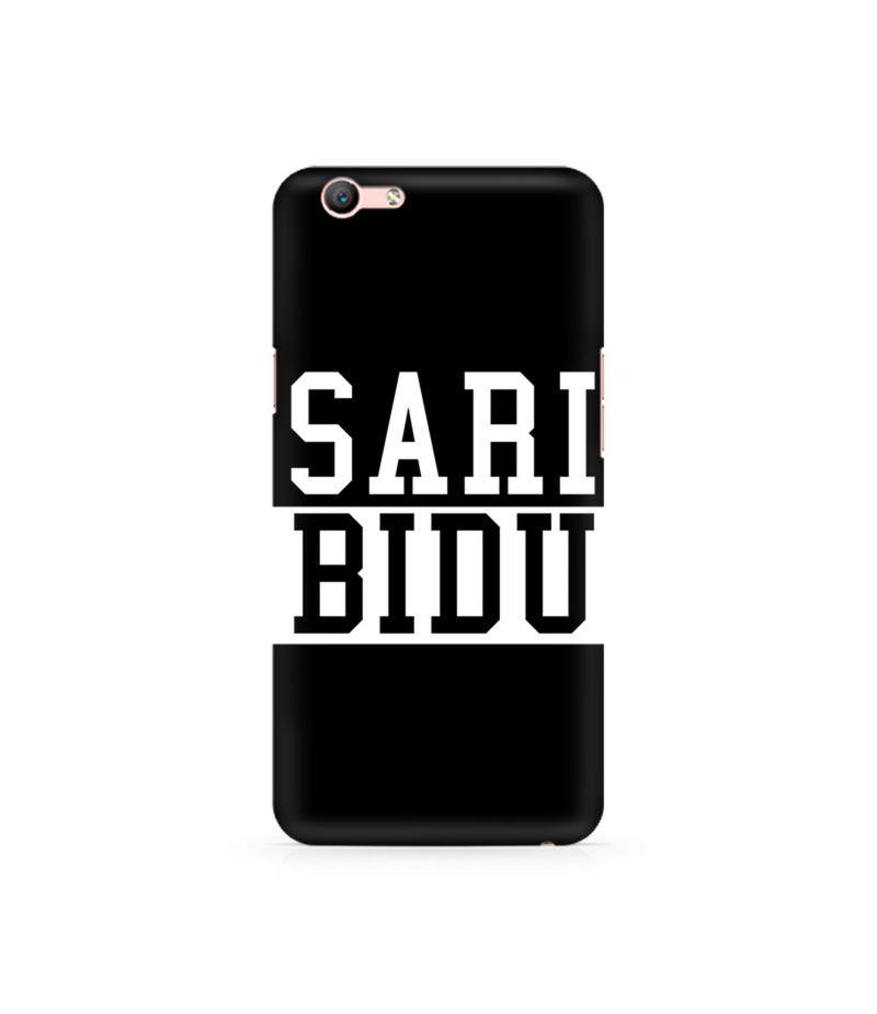 Sari Bidu Premium Printed Case For Oppo F1s