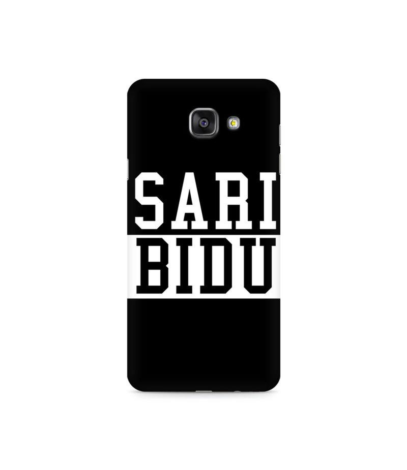 Sari Bidu Premium Printed Case For Samsung A5 2016
