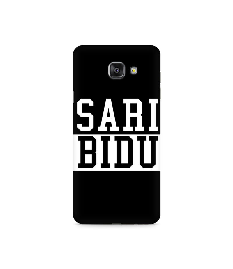 Sari Bidu Premium Printed Case For Samsung A7 2016