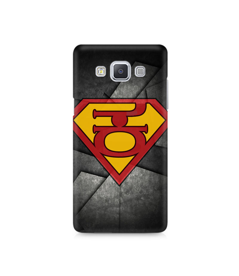 Super Kannadiga Premium Printed Case For Samsung A7