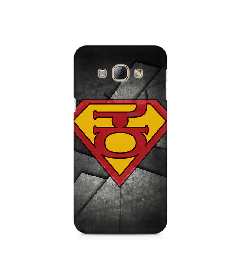 Super Kannadiga Premium Printed Case For Samsung A8