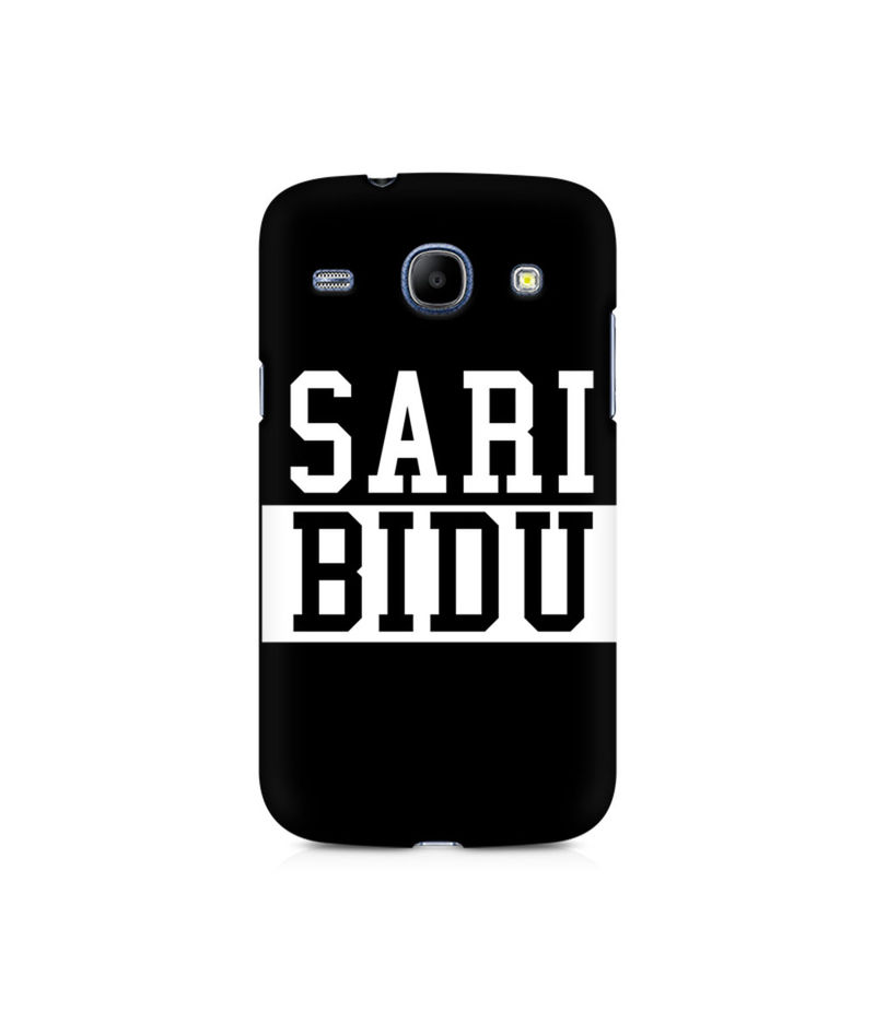 Sari Bidu Premium Printed Case For Samsung Core I8262