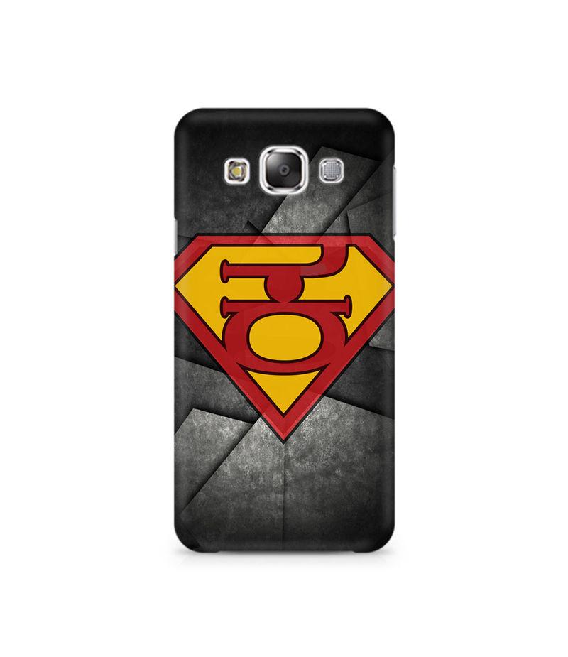Super Kannadiga Premium Printed Case For Samsung E5