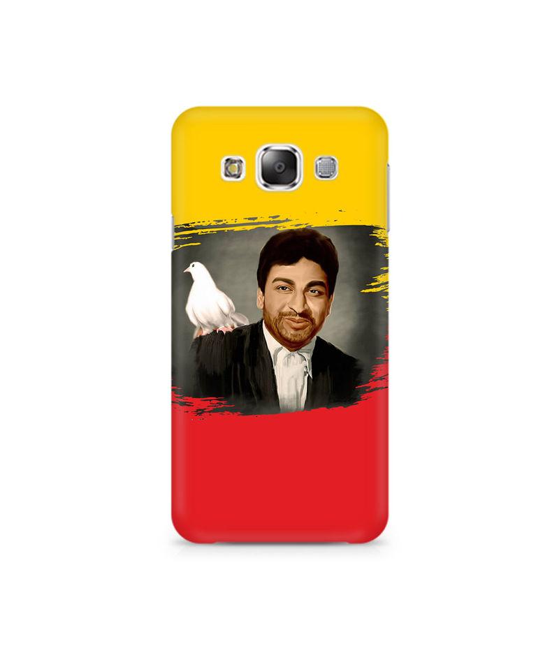 Dr Rajkumar Premium Printed Case For Samsung E7