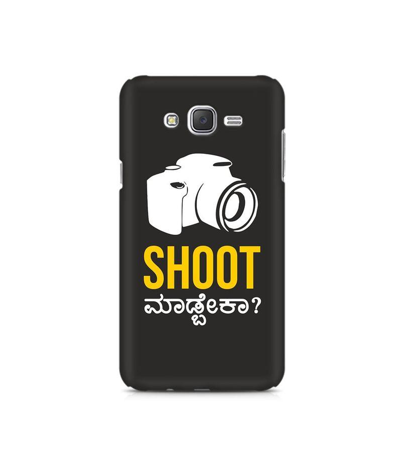 Shoot Madbeka Premium Printed Case For Samsung J1 2016