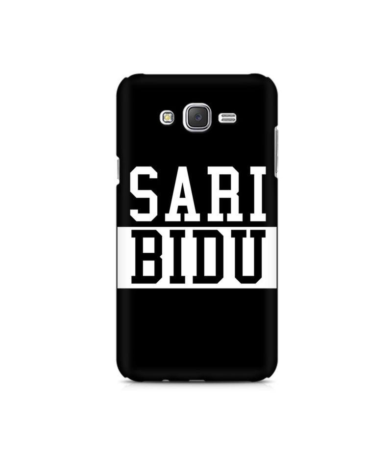 Sari Bidu Premium Printed Case For Samsung J5
