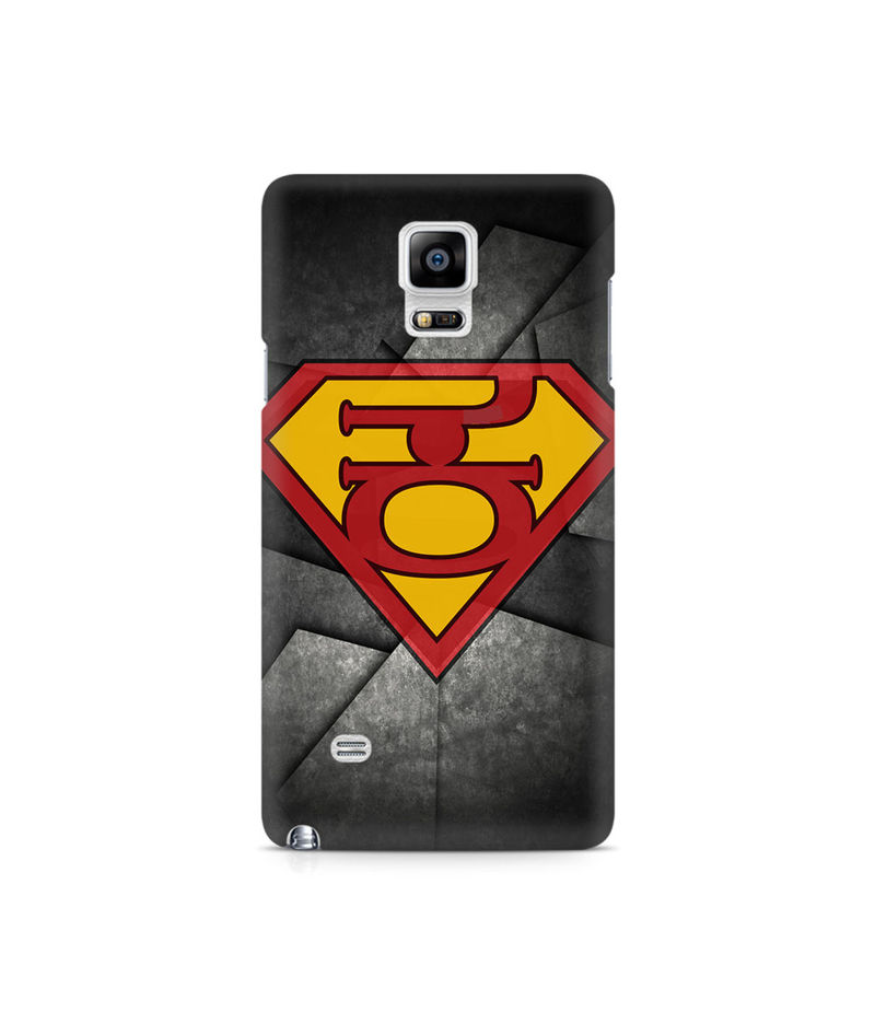 Super Kannadiga Premium Printed Case For Samsung Note 4