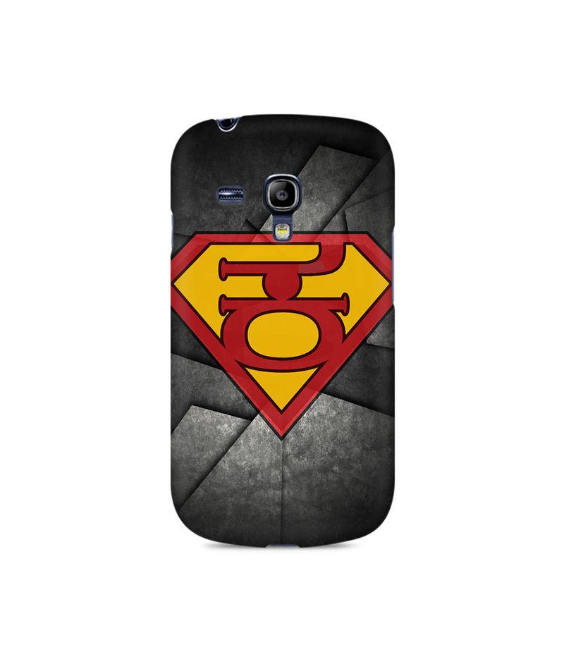 Super Kannadiga Premium Printed Case For Samsung S3 Mini