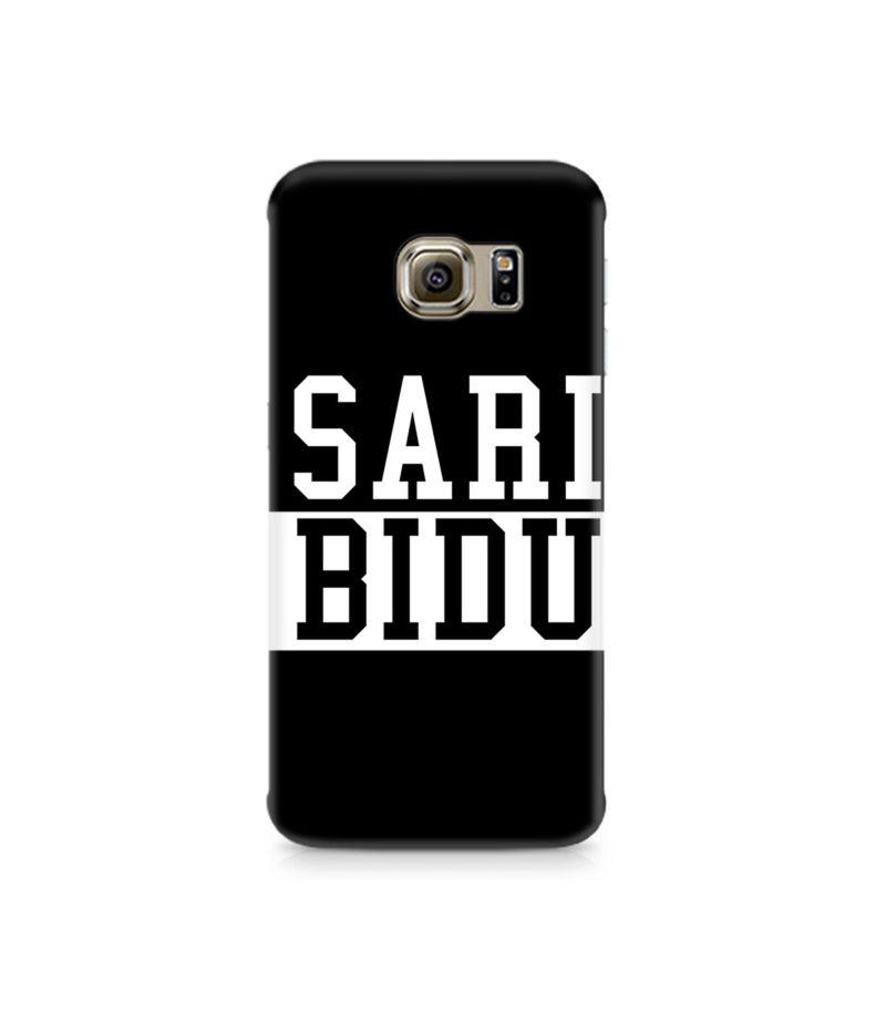Sari Bidu Premium Printed Case For Samsung S6 Edge Plus