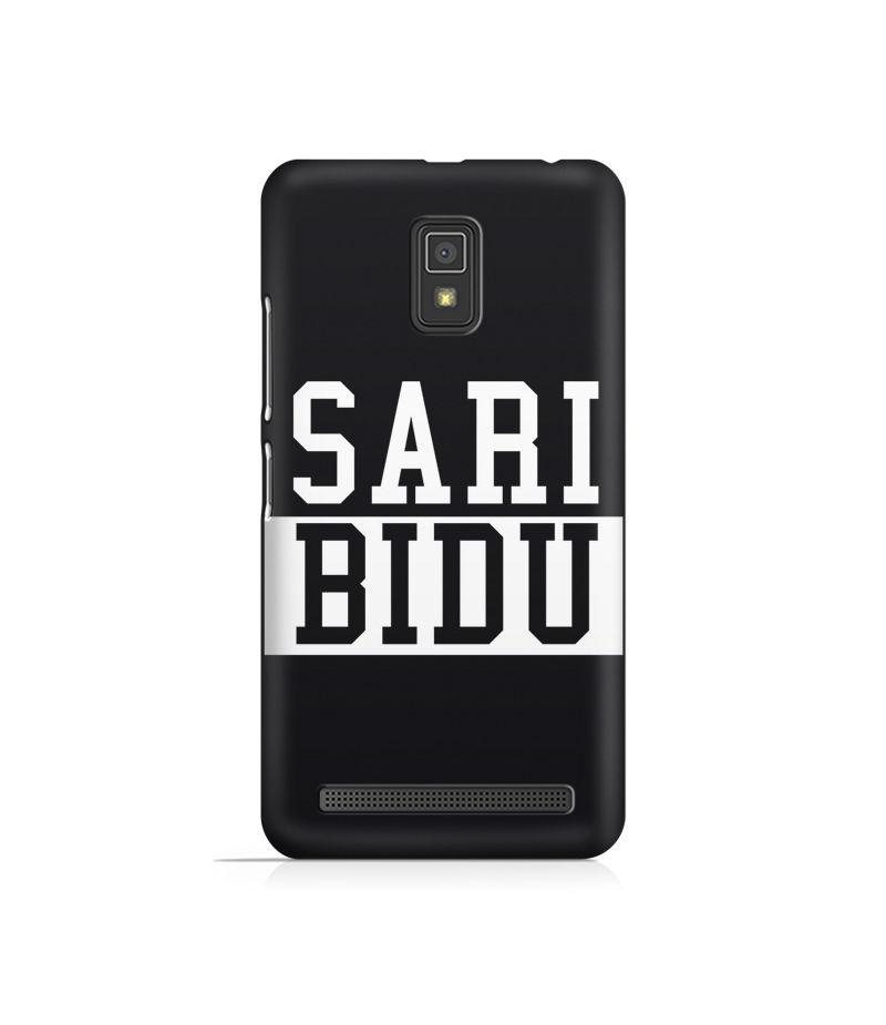 Sari Bidu Premium Printed Case For Lenovo A6600