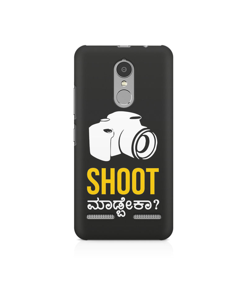 Shoot Madbeka Premium Printed Case For  Lenovo Vibe K6