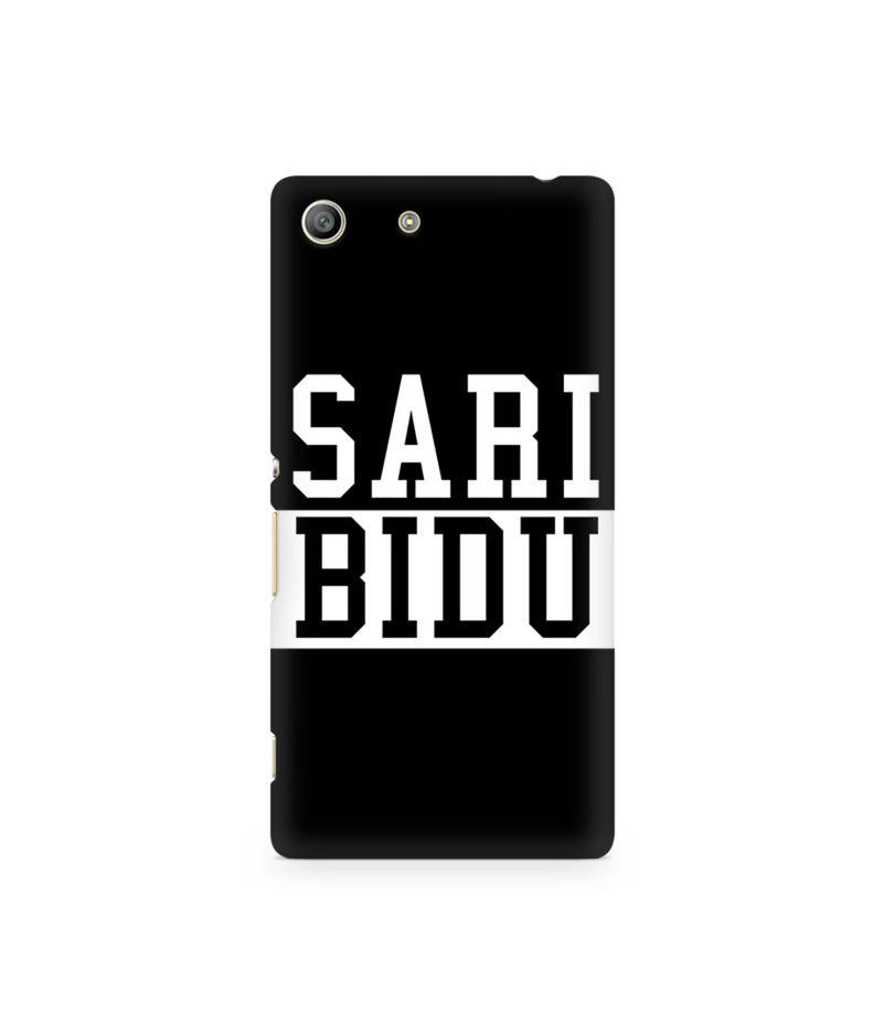 Sari Bidu Premium Printed Case For Sony Xperia M5