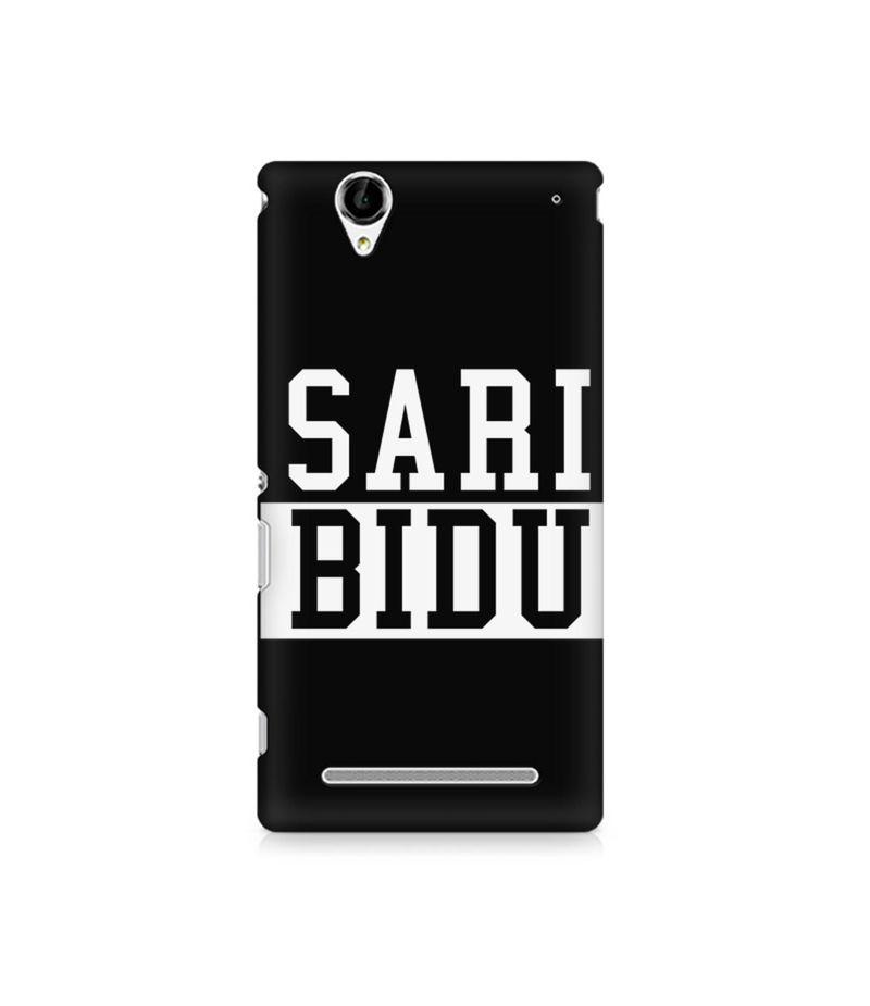 Sari Bidu Premium Printed Case For Sony Xperia T2