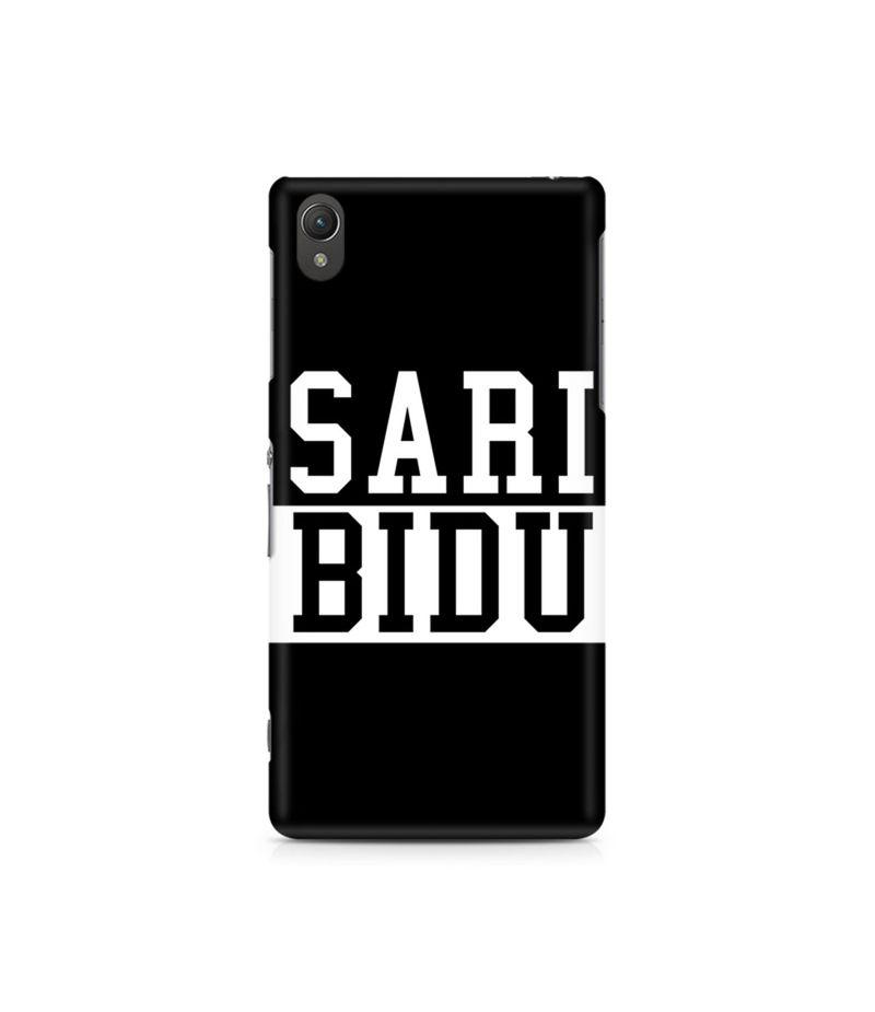 Sari Bidu Premium Printed Case For Sony Xperia Z5