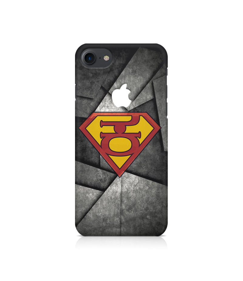 Super Kannadiga Premium Printed Case For Apple iPhone  7 With Logo Cut
